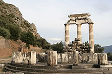 Ancient Oracle of Delphi