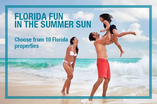 Florida Fun in the Summer Sun