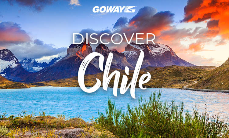 Discover Chile and save up to 50% off!