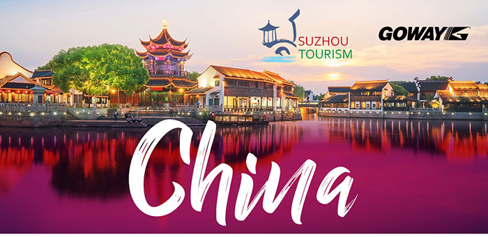Three tours that experience Suzhou. See site for details