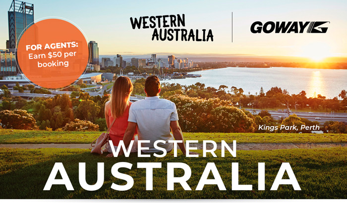Western Australia - Explore extraordinary places and create memories that will last a lifetime.