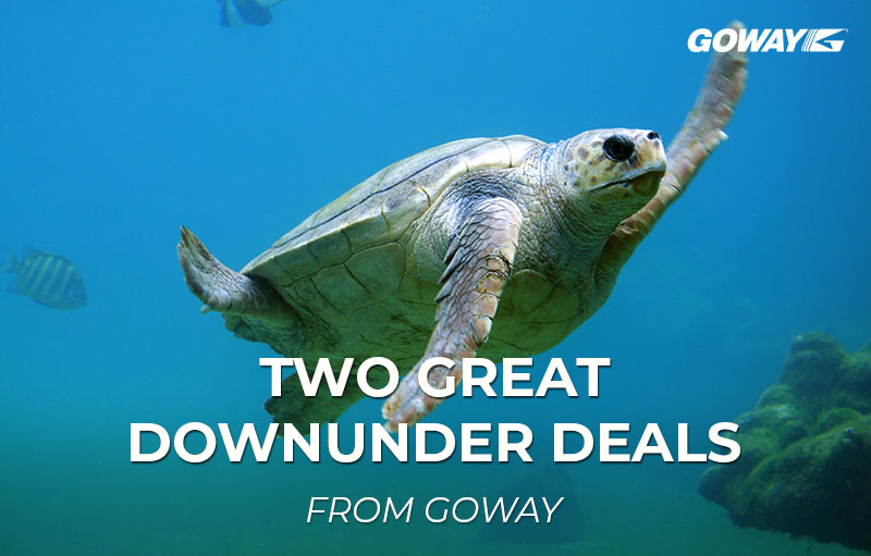 Two Great Downunder Deals