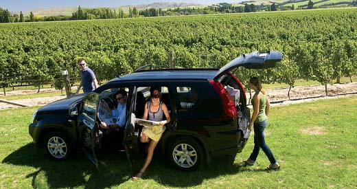 New Zealand Wine Trail