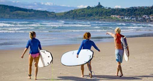 Great Aussie Surf Adventure