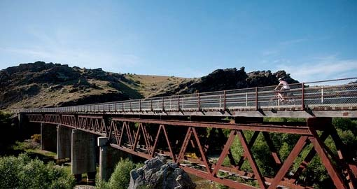 Executive RailTrail Cycling