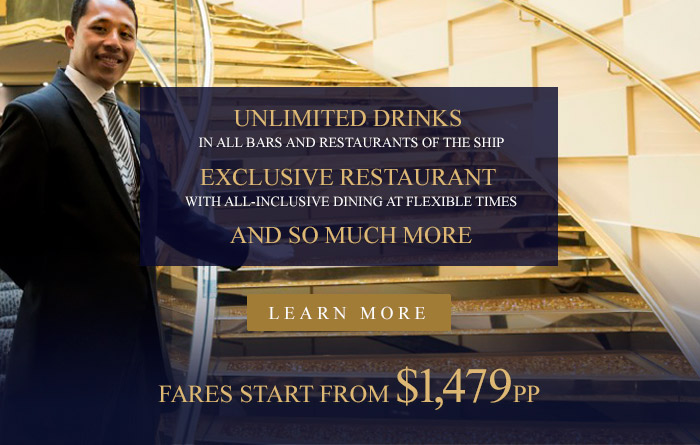 FARES FROM $1479pp