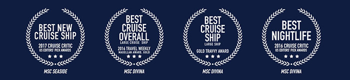 BEST NEW CRUISE SHIP | BEST CRUISE OVERALL | BEST CRUISE SHIP | BEST NIGHTLIFE