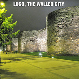 Lugo - The Walled City