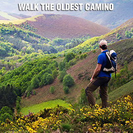 Walk the Oldest Camino