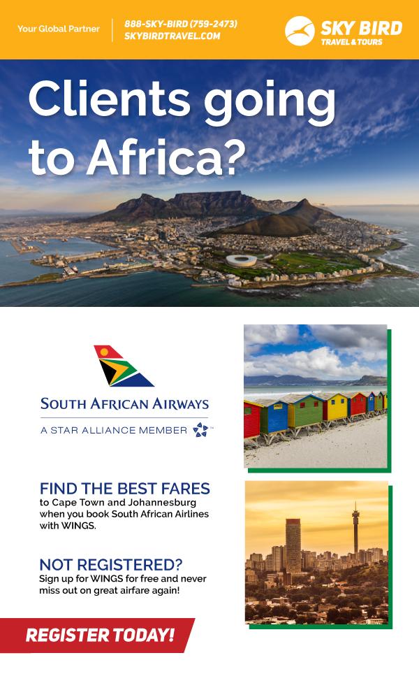 Get Best Net Fares from Sky Bird Travel & Tours